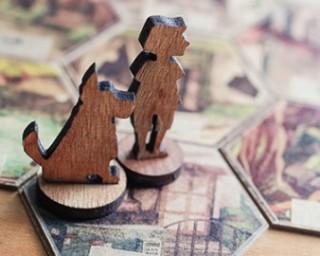 《終犬》,改變流浪狗一生的桌遊